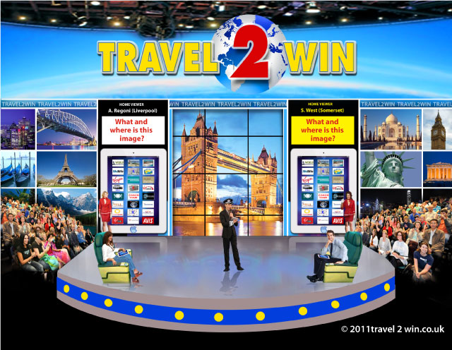 Travel2Win Gameshow